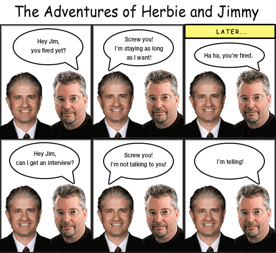 The Adventures of Herbie and Jimmy