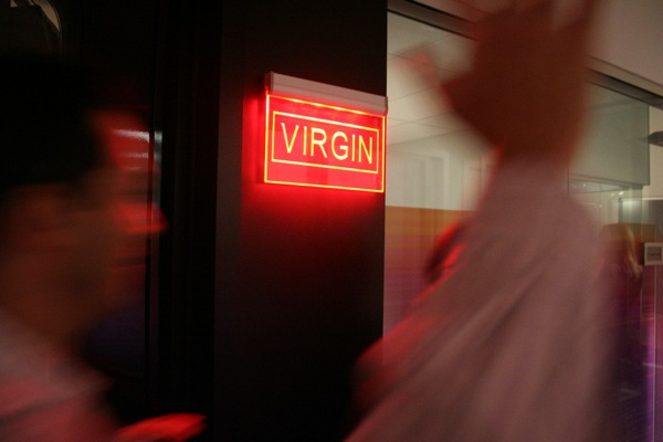 Virgin Radio sign