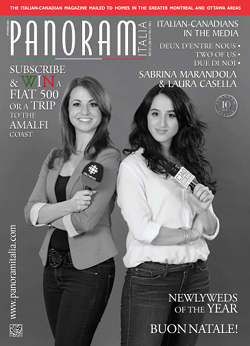 Panoram Italia cover for Dec. 2012/Jan. 2013