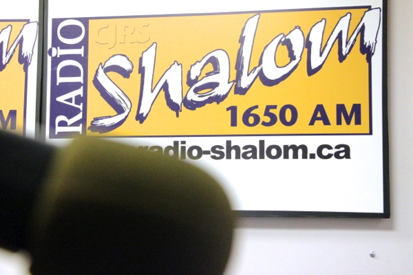 Radio Shalom is among the radio stations whose licences are up for renewal