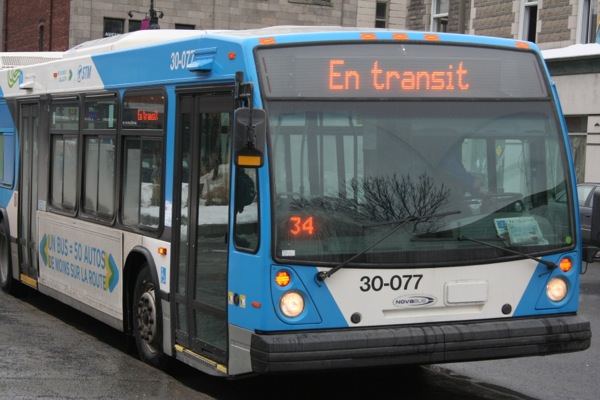 STM bus En Transit