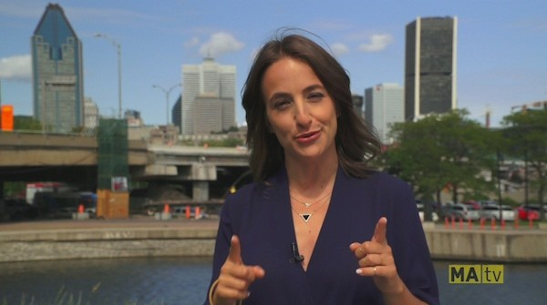 CityLife host Tina Tenneriello